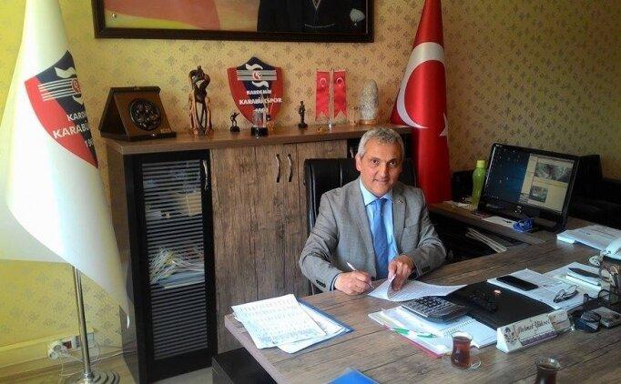 Karabükspor'un ligde kalma iddiası