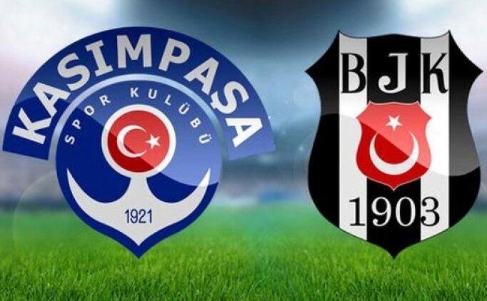 Kasımpaşa 4-1 Beşiktaş digitürk özet izle, Kasımpaşa Beşiktaş ÖZET İZLE