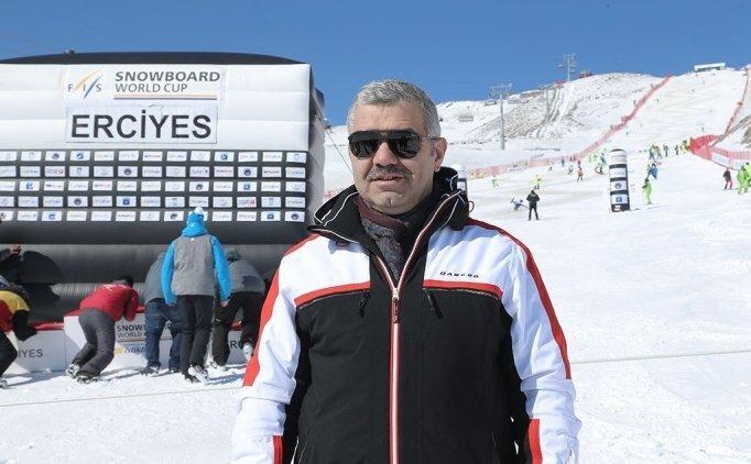 FIS Snowboard Dünya Kupası'na doğru