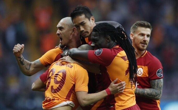 Galatasaray'dan Gomis'e zam yok!