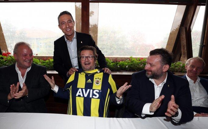 Fenerbahçe'den Anderlecht'e özel davet