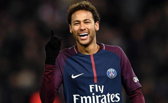 Real Madrid'den Neymar açıklaması geldi!