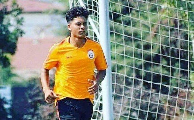Galatasaray'a Mısır'dan 18'lik yetenek!