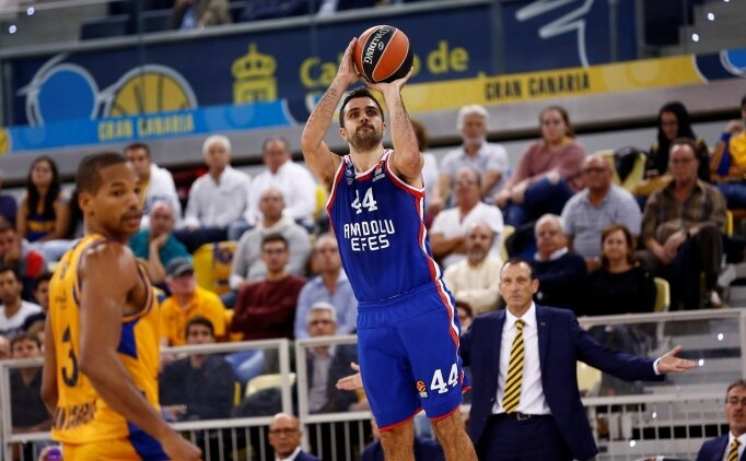 Krunoslav Simon: 'EuroLeague, çok zor bir lig'