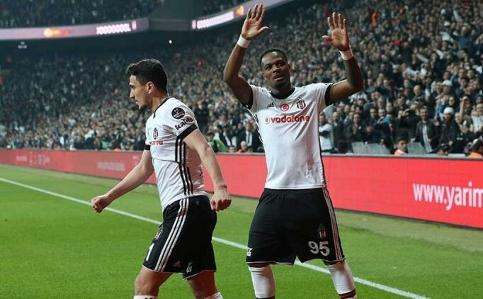 Beşiktaş'ta Cyle Larin yolcu