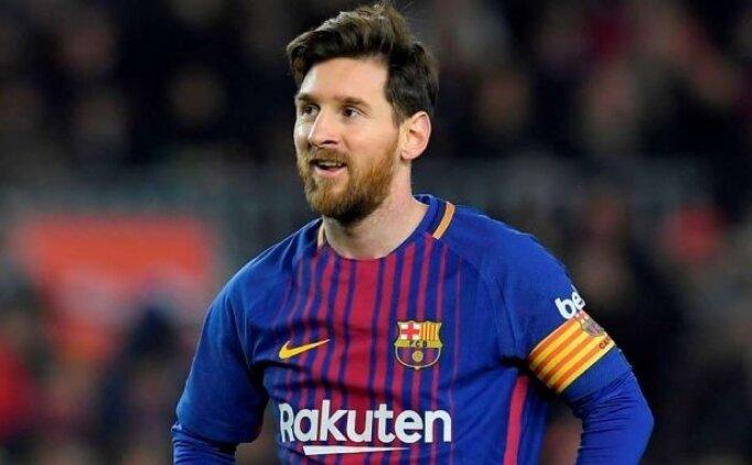 Lionel Messi, Antoine Griezmann'ı bekliyor!
