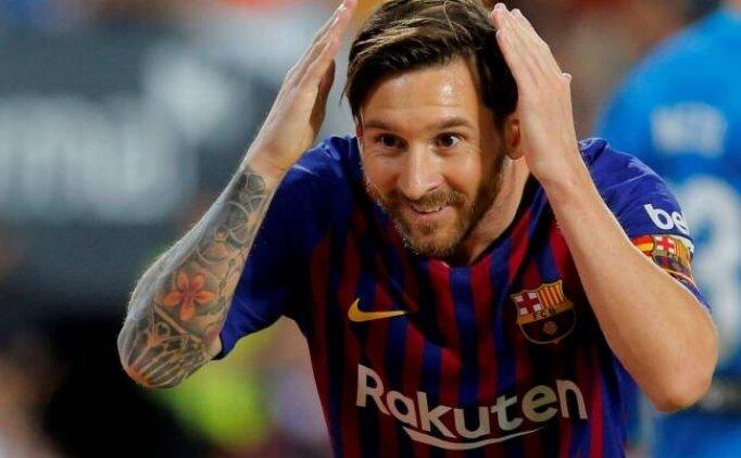 Maradona: 'Messi, maçtan önce 20 kez tuvalete gidiyor'