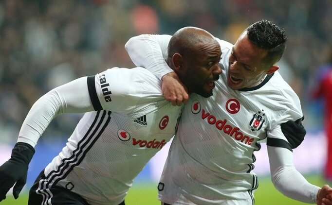 Osmanlıspor-Beşiktaş: İlk 11'ler