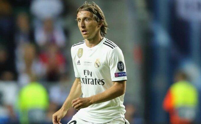 'Ronaldo ve Messi'yi değil, Modric'i isterdim'