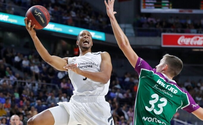 Euroleague'de Madrid ekolü! Avrupa basketbolunun kalbi Euroleague...