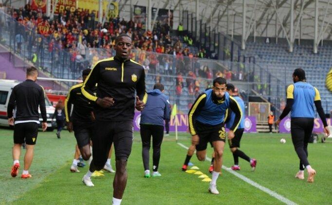 Yeni Malatyaspor, 3 eksikle cimbomu ağırlıyor