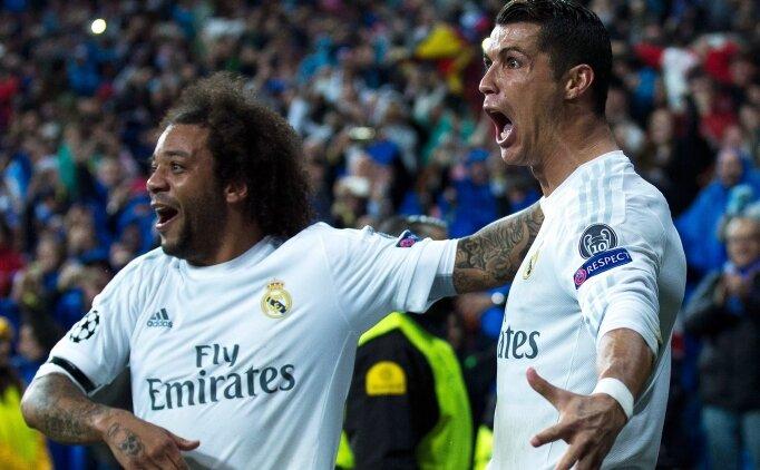 Marcelo'dan Cristano Ronaldo'ya duygusal veda!