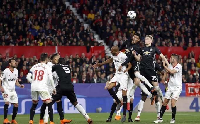 Manchester United maçı özet izleme linki | Manchester - Sevilla