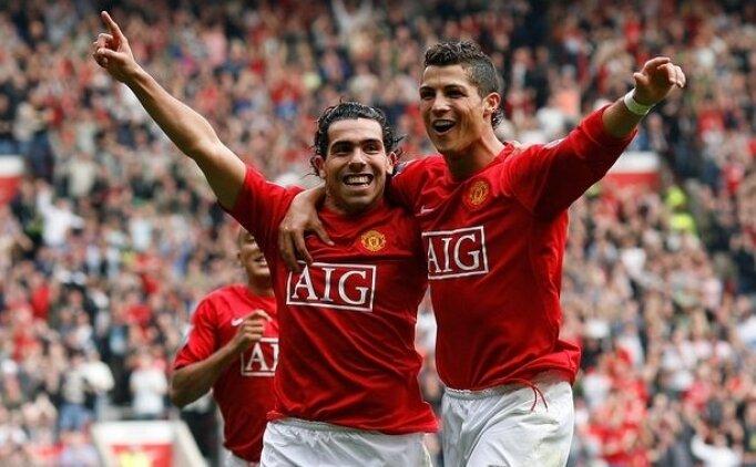 Carlos Tevez'den Ronaldo ve Messi kıyası! - Son dakika haberleri