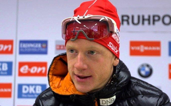 Boe biatlon branşında Olimpiyat şampiyonu