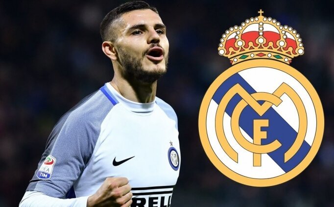 Real Madrid'in bombası: Mauro Icardi!