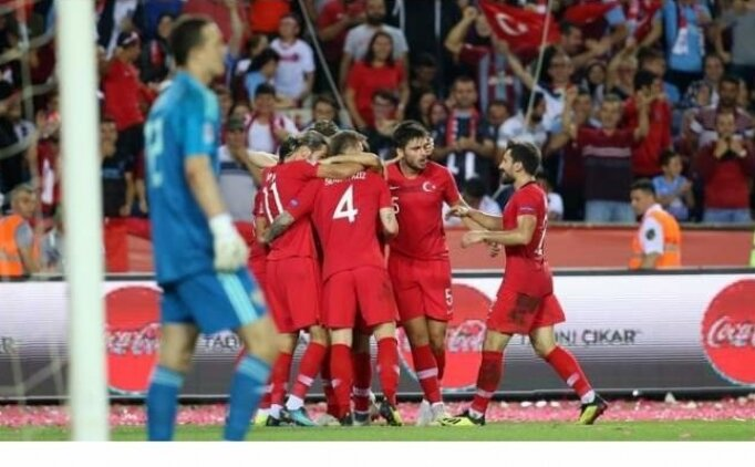 İlk 11'ler: Türkiye - Bosna Hersek