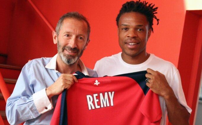 Lille, Loic Remy'i kadrosuna kattığını duyurdu!