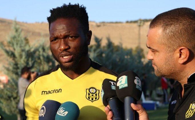 Malatyasporlu Muniru'dan Galatasaray sözleri
