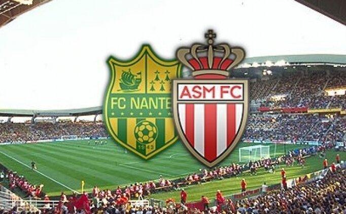 Nantes Monaco maçı CANLI saat kaçta hangi kanalda?