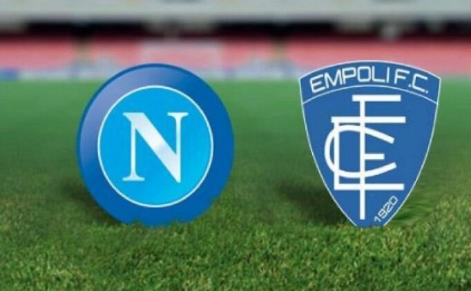 Napoli Empoli maçı canlı hangi kanalda saat kaçta?
