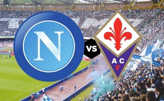 Napoli Fiorentina maçı canlı hangi kanalda saat kaçta?