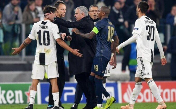 Dybala'dan Mourinho açıklaması! 'Hakaret etmedim'