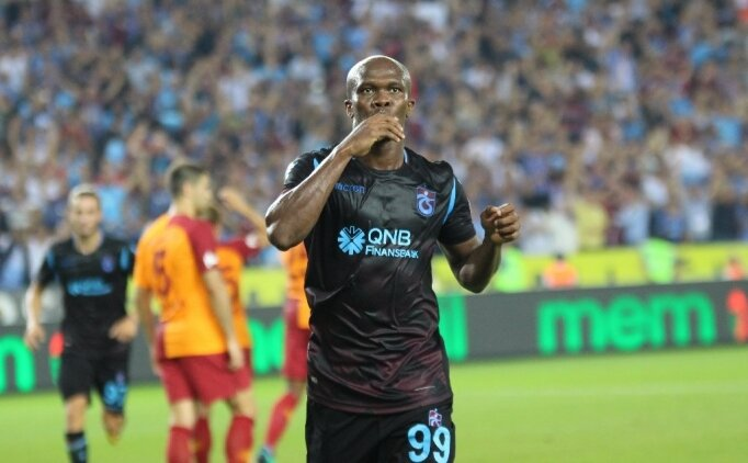 Trabzonspor'da kayıp golcü! Galatasaray'dan sonra...