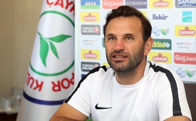 Okan Buruk: 'Konya'nın penaltısına yüzde yüz diyemem'