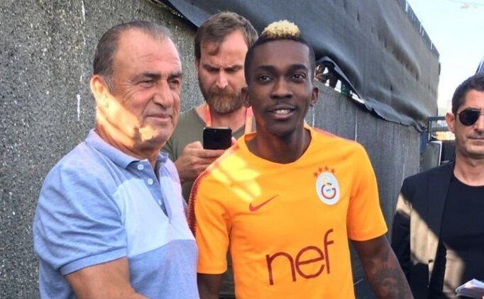 Galatasaray'ın yeni transferi Onyekuru'dan ilk açıklama!