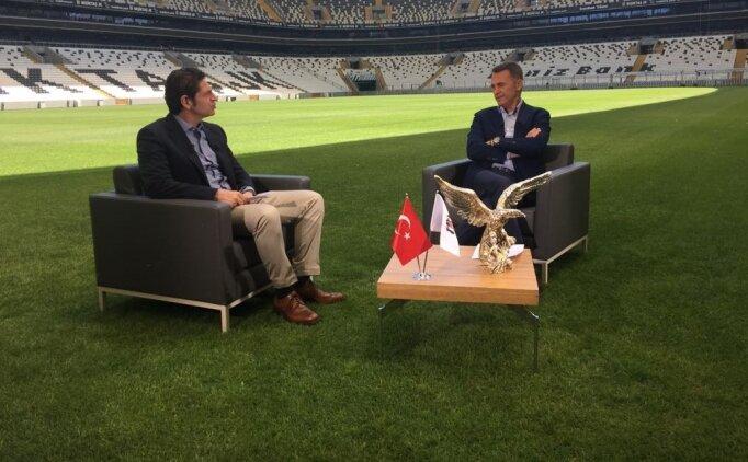 Beşiktaş'ta Fikret Orman'dan transfer sözleri
