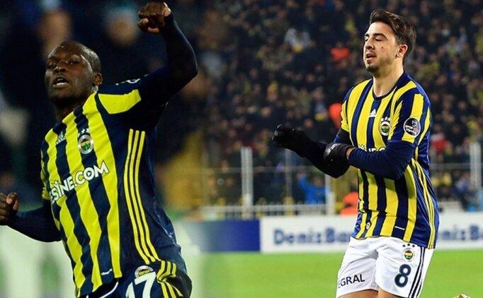 Moussa Sow'dan Fenerbahçe'ye Ozan Tufan jesti!