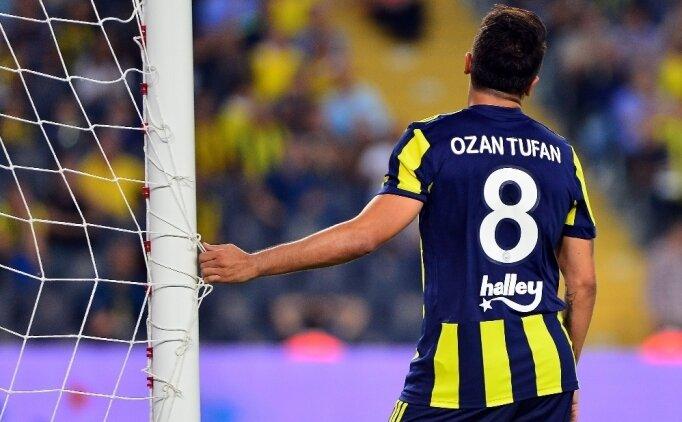 Ozan Tufan: 'Geri döneceğim!'