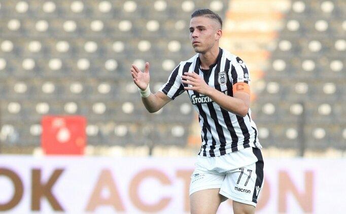 Dimitris Pelkas: ''Fenerbahçe'den teklif aldım'