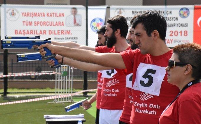 Zeytin Dalı Lazer-Run Türkiye Şampiyonası