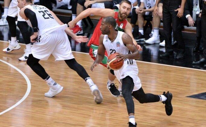 Beşiktaş, Karşıyaka'yı evinde devirdi