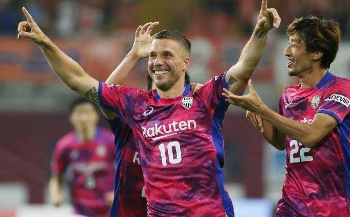 Lukas Podolski, Bundesliga'ya geri dönüyor!