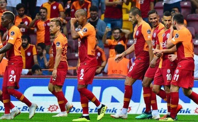 İlk 11'ler | Yeni Malatyaspor - Galatasaray