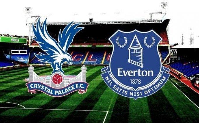 Everton Crystal Palace maçı CANLI hangi kanalda saat kaçta?