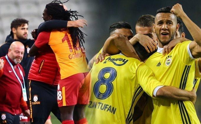Galatasaray, Fenerbahçe'yi Kadıköy'de en son ne zaman yendi? FB GS 6-0 maçı izle