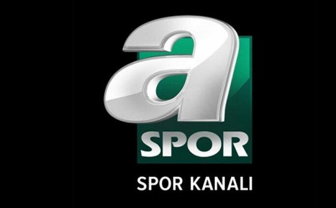 A Spor Canlı İzle, A Spor yayın akışı (15 Mayıs Salı)