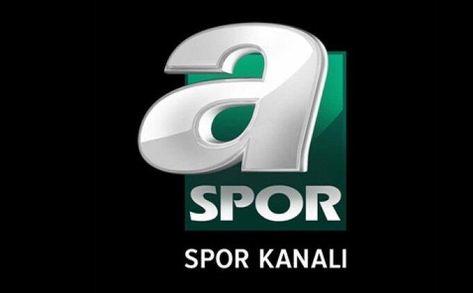 A Spor Canlı İzle, A Spor yayın akışı (18 Mayıs Cuma)