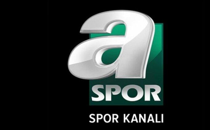 A Spor Canlı İzle, A Spor yayın akışı (12 Haziran Salı)