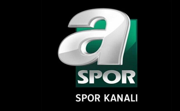 A Spor Canlı İzle, A Spor yayın akışı (12 Eylül Çarşamba)