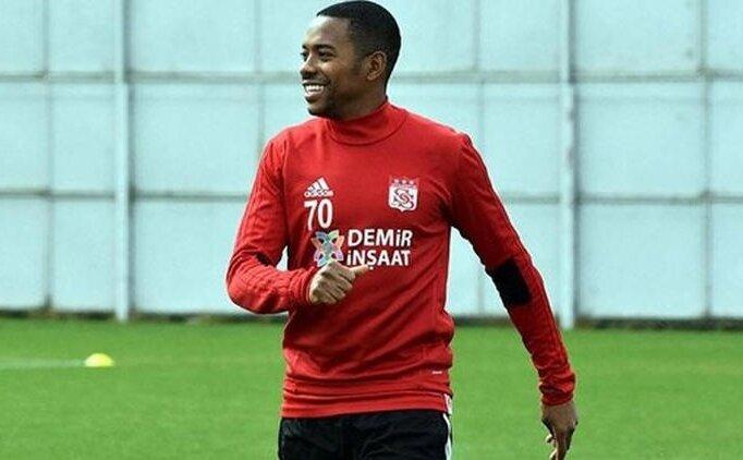 Robinho: ''Sivasspor ile sözleşme uzatabilirim''
