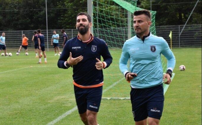 Başakşehir, Antalyaspor'a 3 eksikle çalıştı