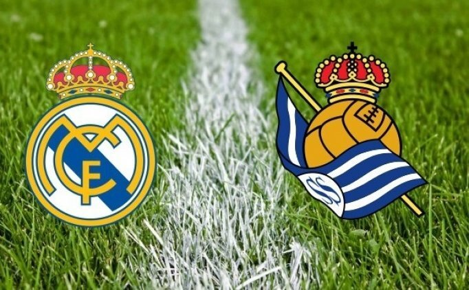 Real Madrid Real Sociedad maçı CANLI hangi kanalda saat kaçta?