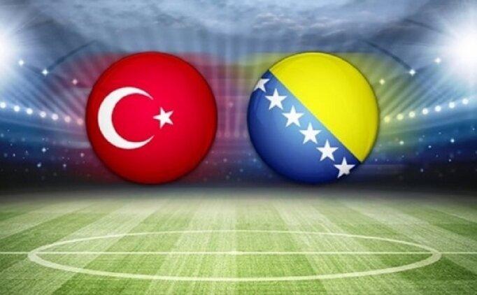 Bu akşam Türkiye Bosna Hersek maçı hangi kanalda? Milli maç saat kaçta başlayacak?
