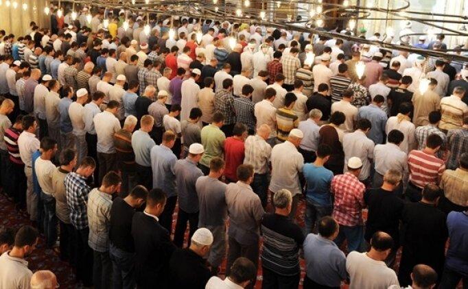 Ankara'da cuma namazı saat kaçta? 18 Mayıs Cuma namaz saati