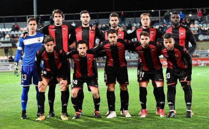 La Liga 2'de şok! Tüm oyuncular gitti...